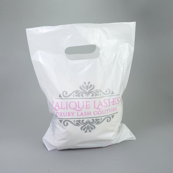 die cut plastic nylon polythene bags lagos