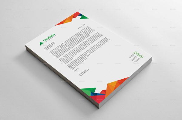letter-head print lagos nigeria