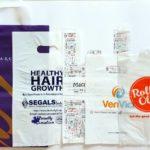 plastic polythene branding