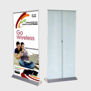 roll up banner printers in lagos nigeria