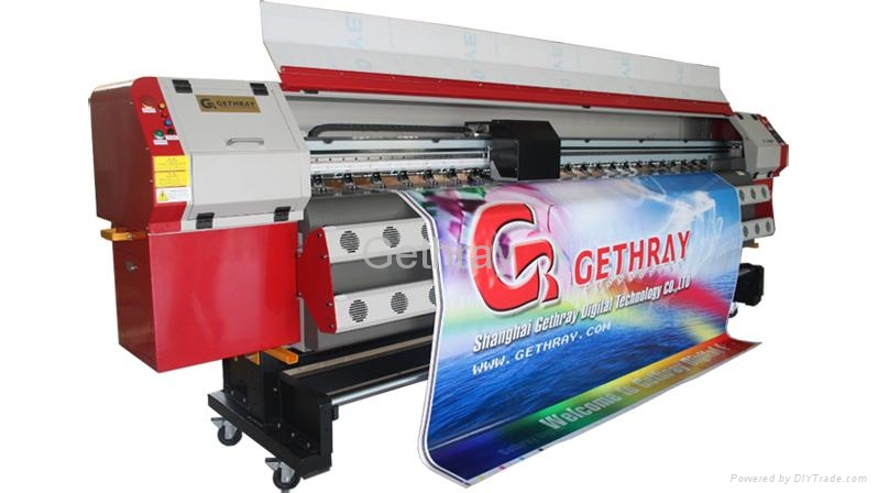 All About Large Format Printing in Nigeria